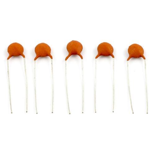 MFD Capacitors - .047, 5 Pieces
