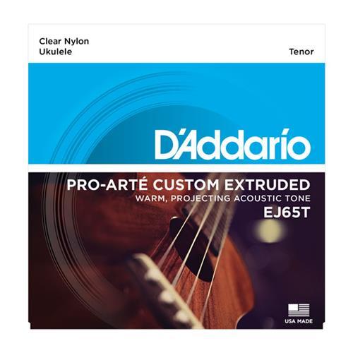 D'Addario EJ65T Pro-Arte Custom Tenor Ukuelele Strings