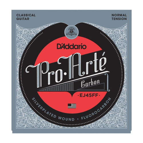 D'Addario EJ45FF ProArte Carbon Strings with Dynacore Basses Normal Tension