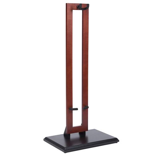 Fender Hanging Guitar Stand - Cherry with Black Base