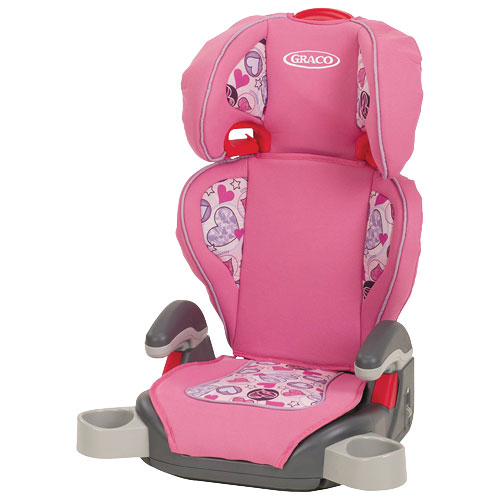 Graco Love Hearts Booster Car Seat