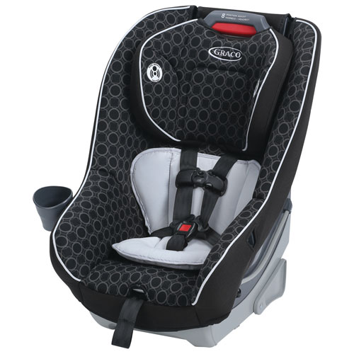 Graco Contender Convertible 2-in-1 Car Seat - Black Carbon