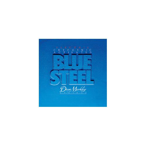 Dean Markley DM2558 Blue Steel Electric Guitar Strings - Light Top/Heavy Bottom 10-52