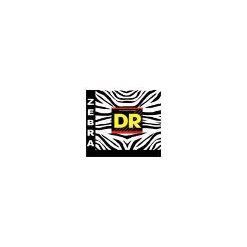DR Strings ZAE-12 Zebra Acoustic-Electric Strings - Lite, 12-54