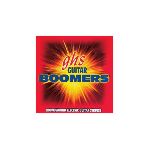GHS GBL Boomers Roundwound Nickel-Plated Steel Electric Guitar Strings - Light 10-46