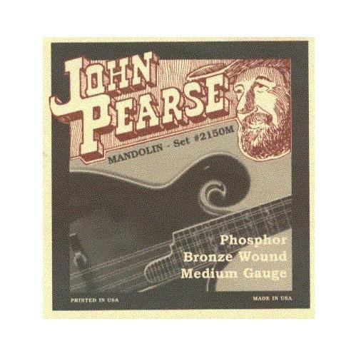 John Pearse - JP2150M Mandolin Strings - Medium
