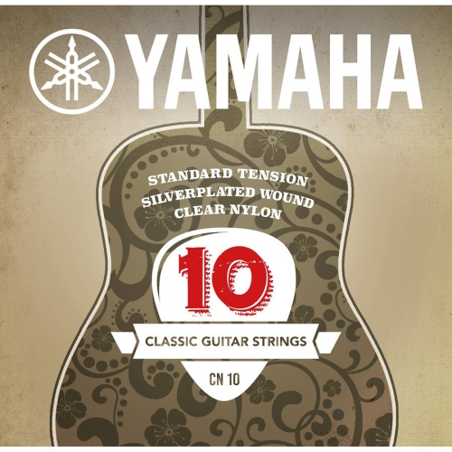 Yamaha SCN10 Classical Guitar Strings - Normal Tension