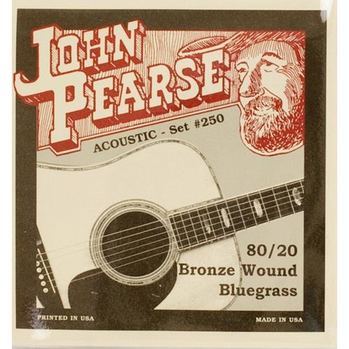 Strings Acoustic John Pearse JP250LM Bluegrass