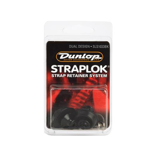Strap Lock Dunlop SLS1033Bk Black Oxide