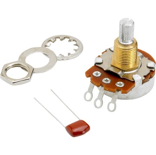 Fender 500K Split Shaft Potentiometer
