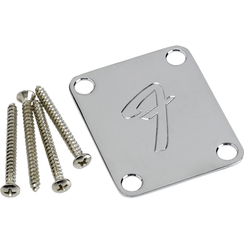 Fender 4-Bolt American Series Bass Neck Plate