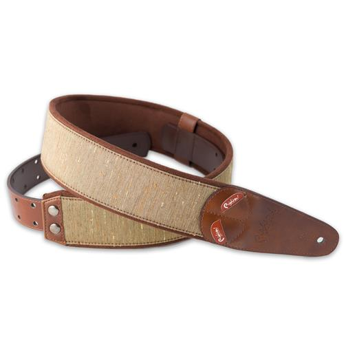 Right On! Mojo Guitar Strap - Boxeo Beige