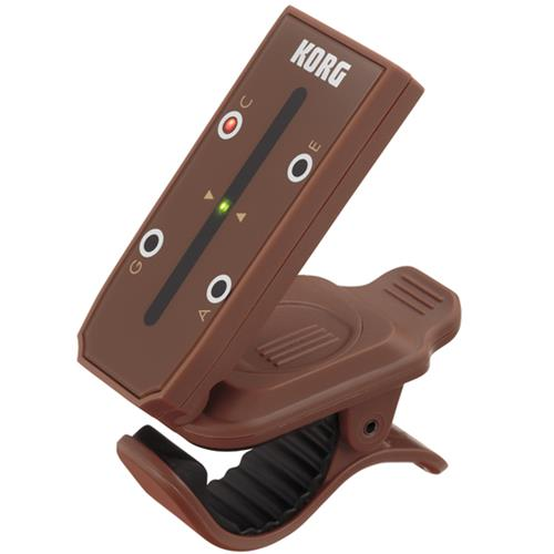 Korg Headtune Clip-On Tuner for Ukulele