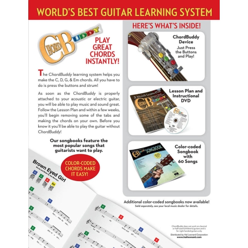 ChordBuddy Learning System : Cables & Accessories - Best Buy Canada