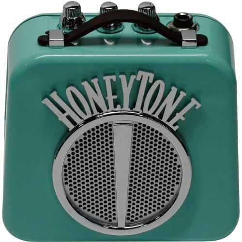 Danelectro DN-10NA Honey Tone Guitar Amplifier - Aqua