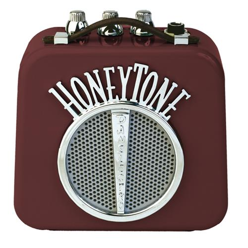 Danelectro DN-10BBU Honeytone Guitar Amplifier - Burgundy