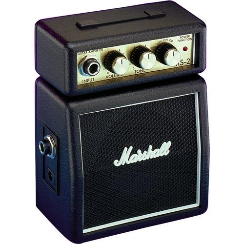 Amp Guitar Marshall MS-2 Micro Amp
