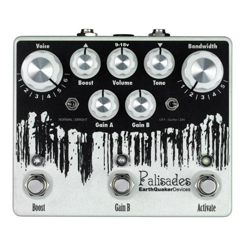 Earthquaker Palisades Effect Pedal