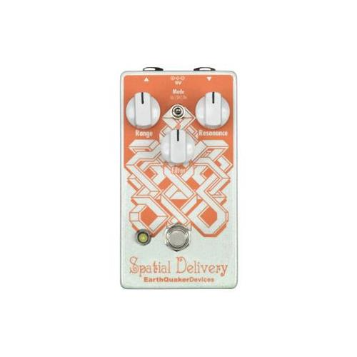 Earthquaker Spatial Delivery Effect Pedal