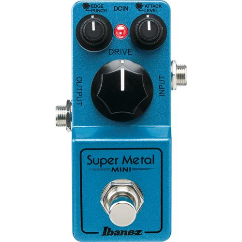 Ibanez Super Metal Effect Pedal