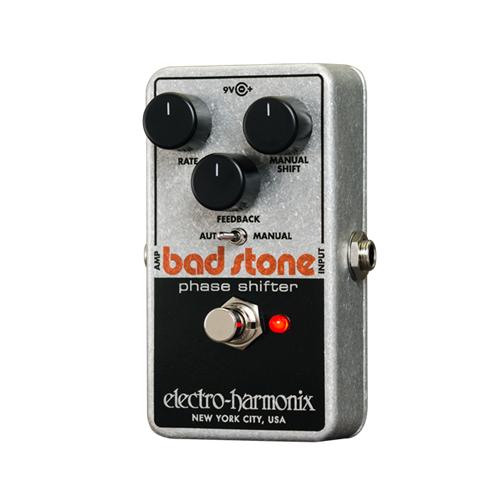 Electro-Harmonix Bad Stone Phase Shifter Effect Pedal