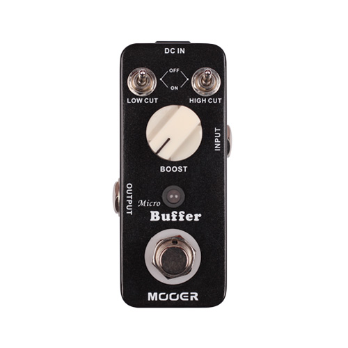 Mooer Micro Buffer Effect Pedal