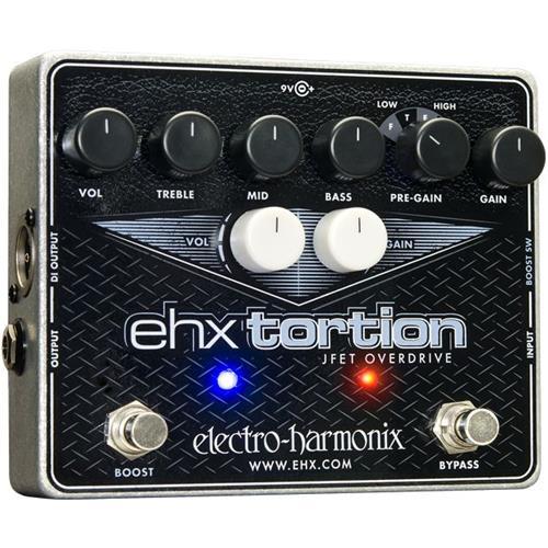 Electro-Harmonix EHX Tortion JFET Effect Pedal