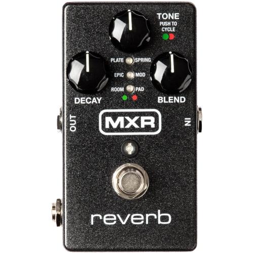 MXR Reverb Effect Pedal