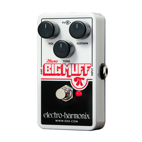 Electro-Harmonix Big Muff Pi Distortion/Sustainer Effect Pedal