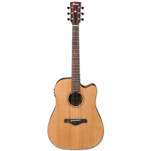 Ibanez AW65ECE-LG Acoustic-Electric Guitar