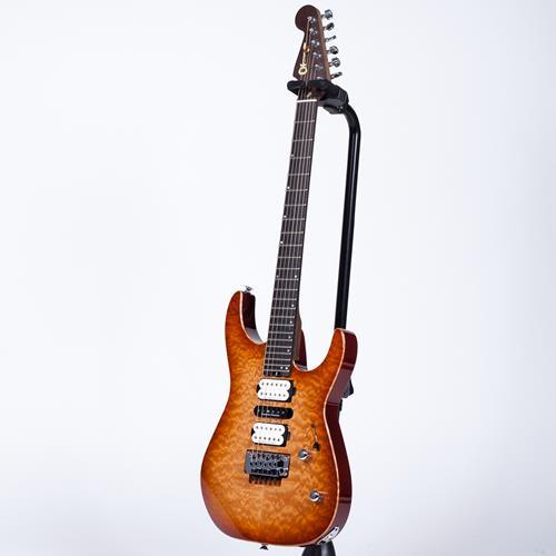Charvel San Dimas HSH Quilt Top Electric Guitar - Nichols