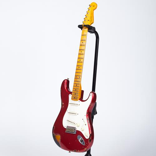 Fender Custom Shop 1957 Heavy Relic Stratocaster - Red Sparkle