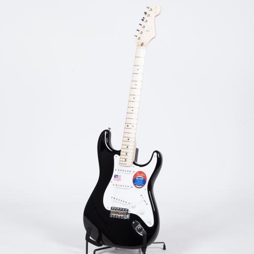 Fender Eric Clapton Stratocaster - Black, Maple Fingerboard