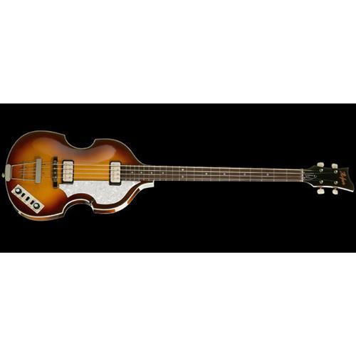 Guitar Bass Hofner HCT-500/1-CV Contemporary Cavern w/Case