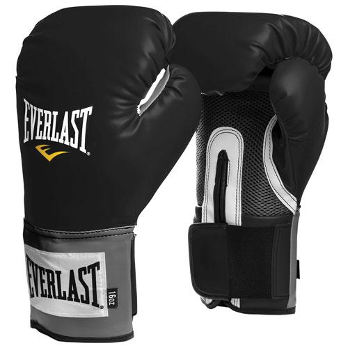 Everlast Pro Style 12 oz. Training Gloves - Black   Boxing   Martial ... b49c5fd27651