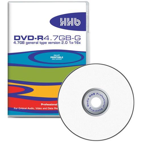 DVD-R4.7GB-G Recordable DVD