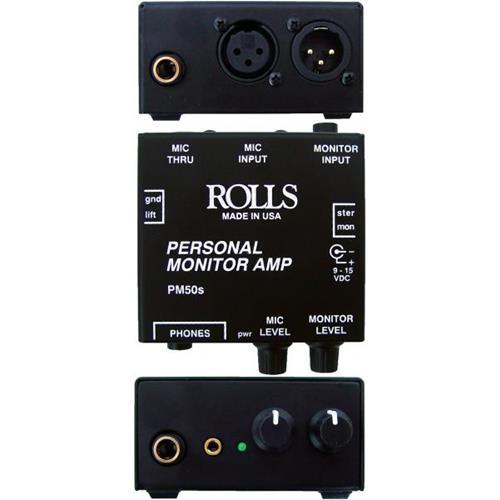Headphone Amp Rolls PM50s