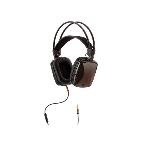 Griffin Woodtones Over-the-Ear Headphones - Walnut