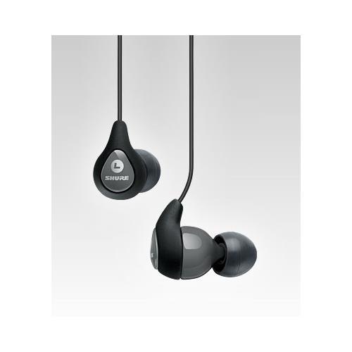 Shure SE112 Sound Isolating Earphones - Grey