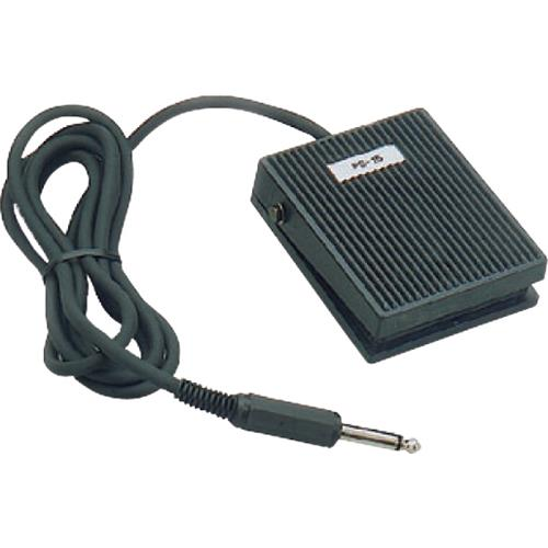 QuikLok PS-20 Rubberized Foot Pedal On/Off Switch