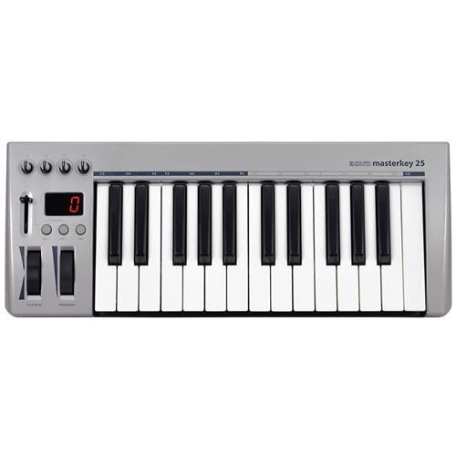 Acorn Instruments Masterkey 25 25-Key USB MIDI Controller