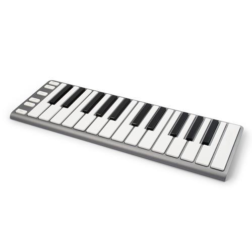 CME Xkey 25-Key Mobile Keyboard Controller - Dark Grey