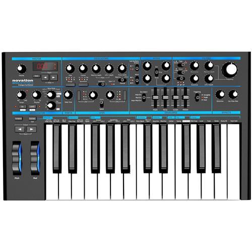 Novation Bass Station II 25-Key Synthesizer
