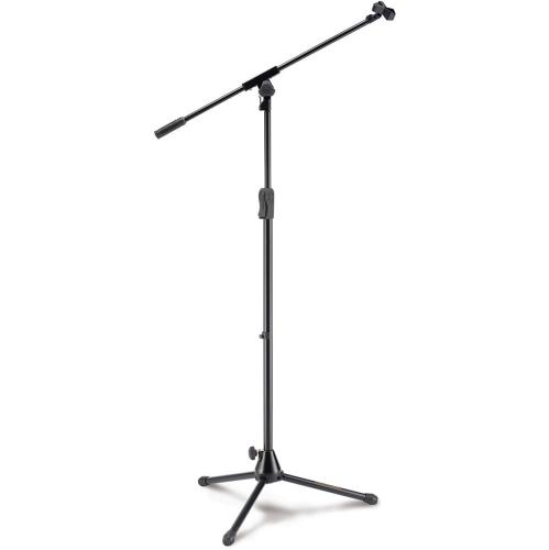 Hercules EZ Clutch Tripod Microphone Stand with Boom and EZ Mic Clip