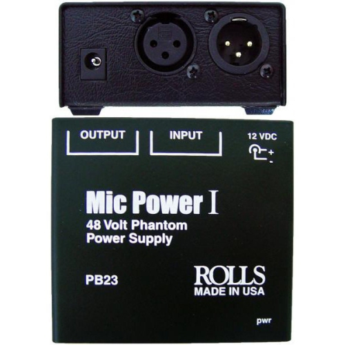 Phantom Power Rolls PB23 Adaptor