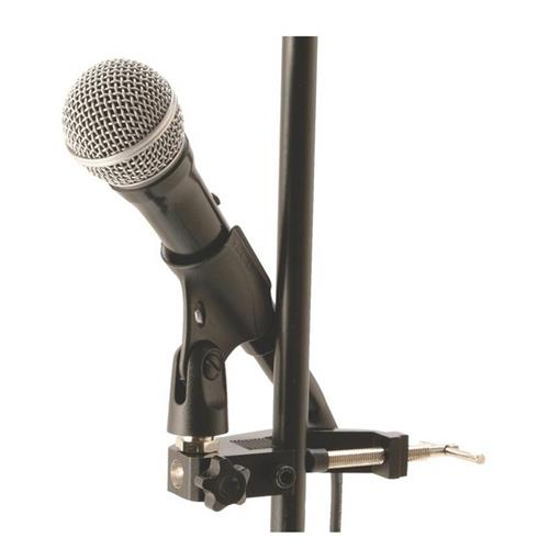 On-Stage Table/Stand Microphone Clamp