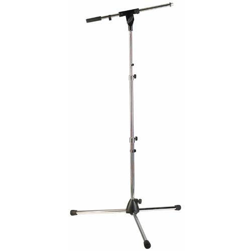 "Stand Mic RockStand 45-125cm/17.7-49.2"" - Nickel"