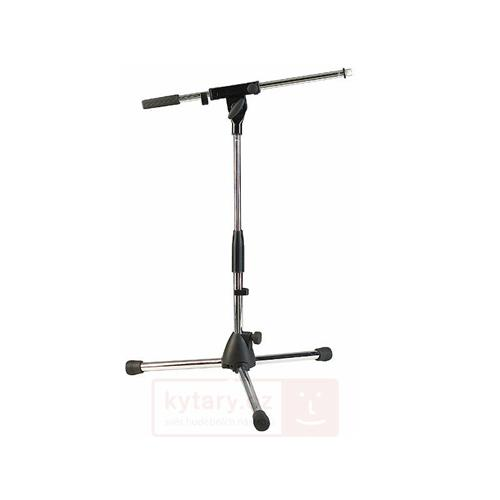 "Stand Mic RockStand 50-70cm/19.7-27.5"" - Nickel"