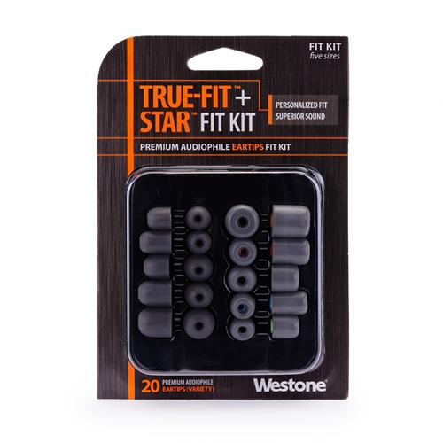 Westone TRUE-FIT + STAR Fit Kit
