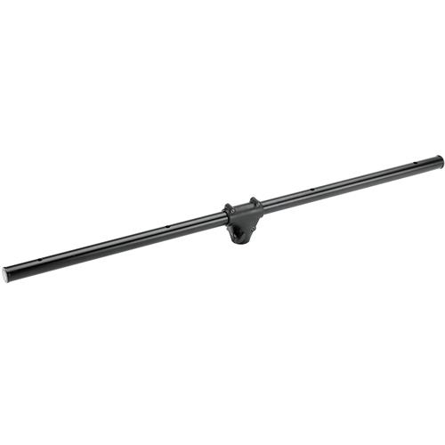 K&M 24622 Crossbar - Black Anodized